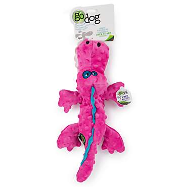 Godog Gators Large, Pink With Chew Guard Technology Pink