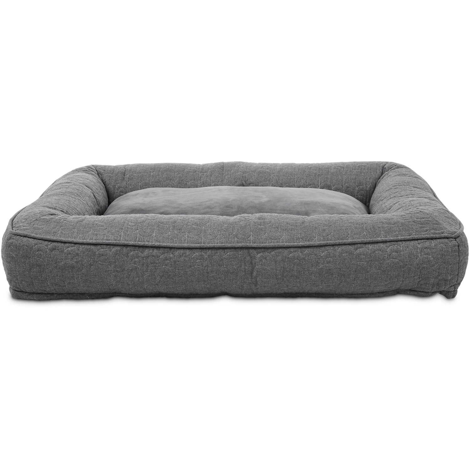 Serenity Gray Nester Dog Bed