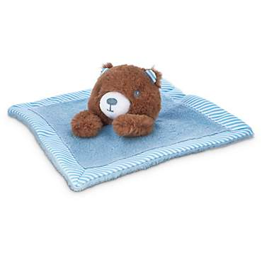 Leaps & Bounds Little Loves Bear Blanket Plush Puppy Toy