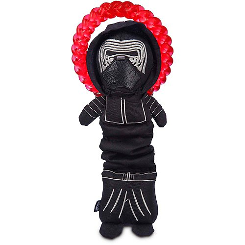 Star Wars Kylo Ren TPR Ring Dog Toy