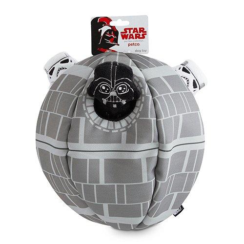 Star Wars Death Star Foraging Dog Toy