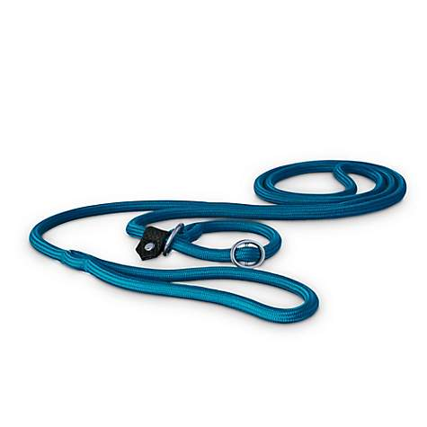 Good2Go Blue Nylon Rope Dog Slip Leash