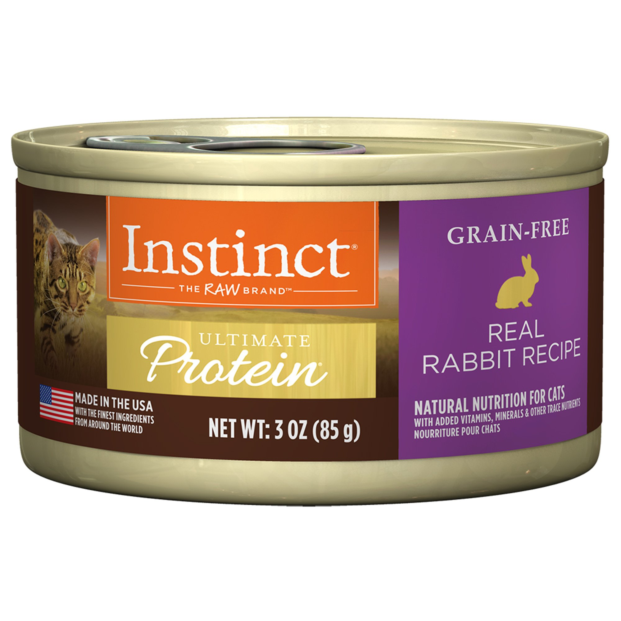 Nature S Variety Rabbit Canned Cat Food