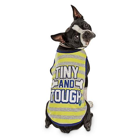 Bond & Co Tiny and Tough Striped Dog Tank