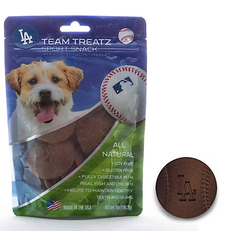 Pets First Los Angeles Dodgers Dog Treats