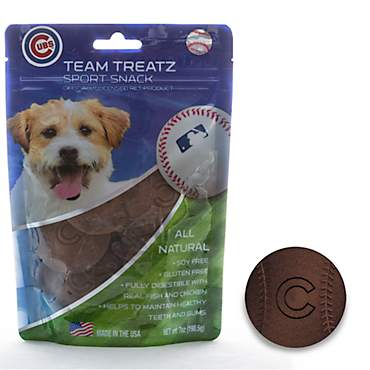 Pets First Chicago Cubs Dog Treats