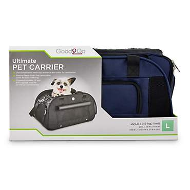 Good2Go Ultimate Pet Carrier in Blue