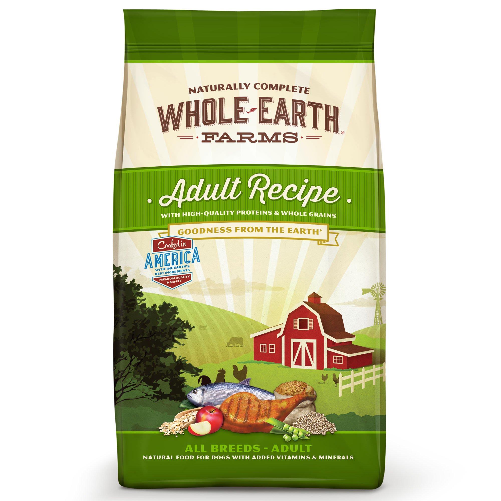 Whole Earth Farms Adult Dry Dog Food