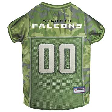 Pets First Atlanta Falcons Camo Jersey