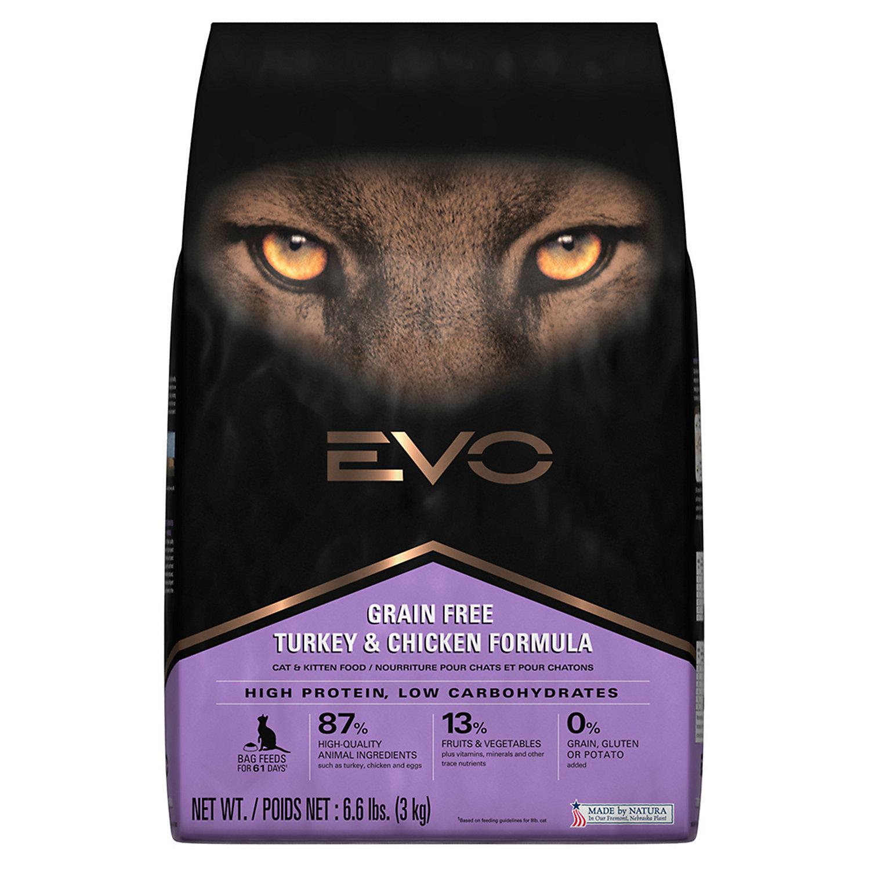 751485414010 UPC - Evo Turkey & Chicken Formula, 6.6 Lb (Cat | UPC Lookup