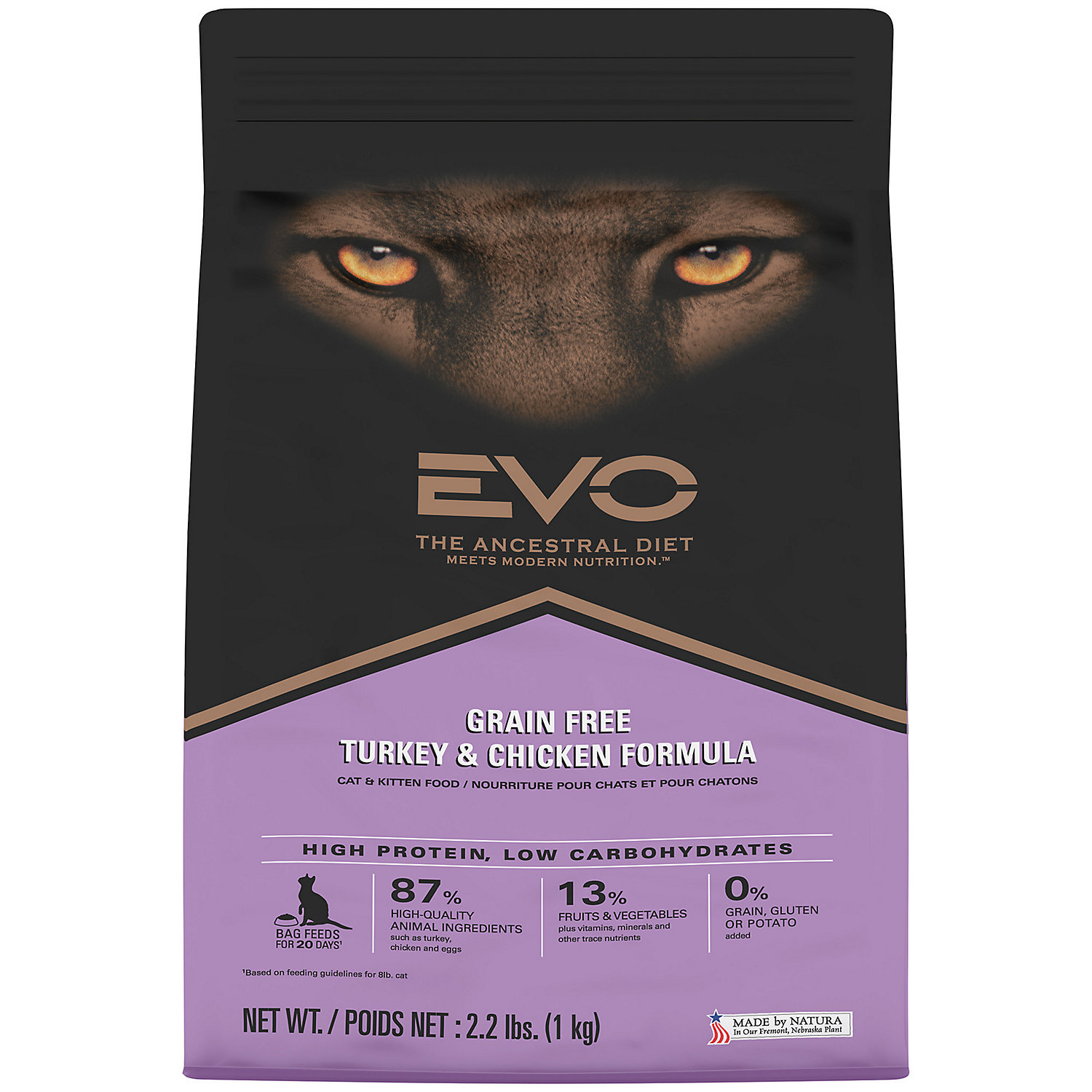 Evo Cat Food Petco