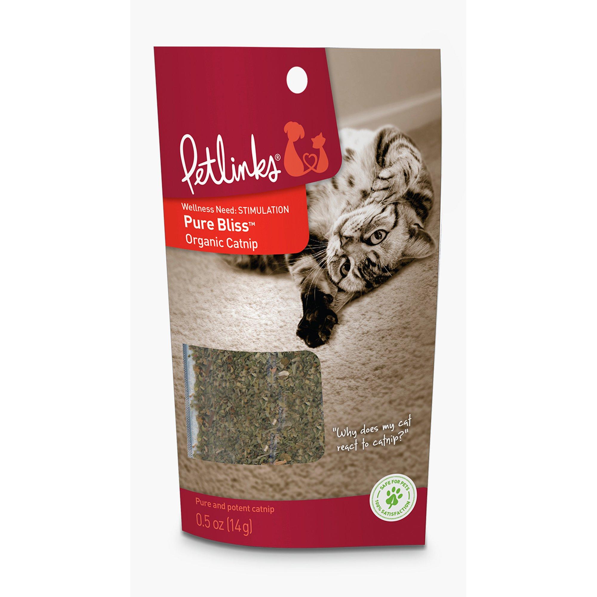 Petlinks Pure Bliss Organic Catnip   Petco   Tuggl