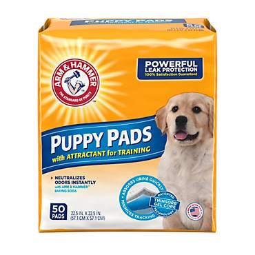 Arm & Hammer Puppy Pads
