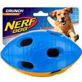 Nerf Dog Crunch and Squeak Bash Football