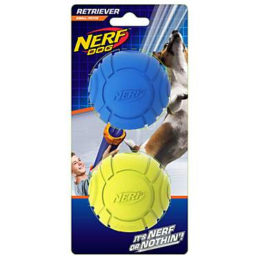 Nerf Dog Sonic Ball Pack of 2