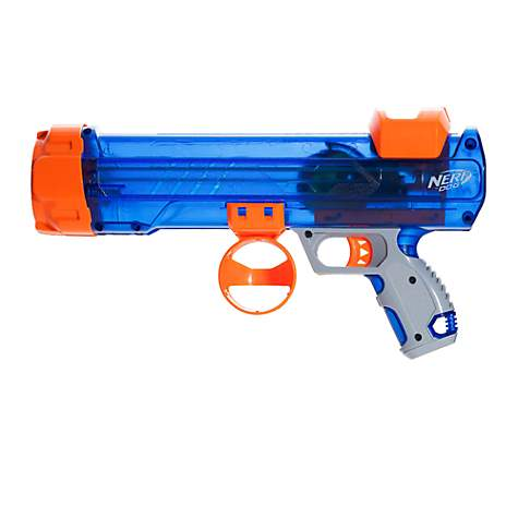 Nerf Dog Tennis Ball Blaster With 3 Reload Petco