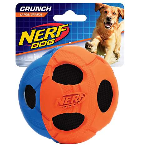 Nerf Dog Crunchable Bash Ball