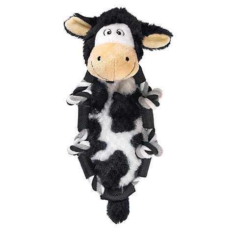 Kong Barnyard Knots Cow Dog Toy Petco