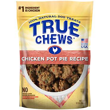 True Chews Chicken Pot Pie Recipe Natural Dog Treats