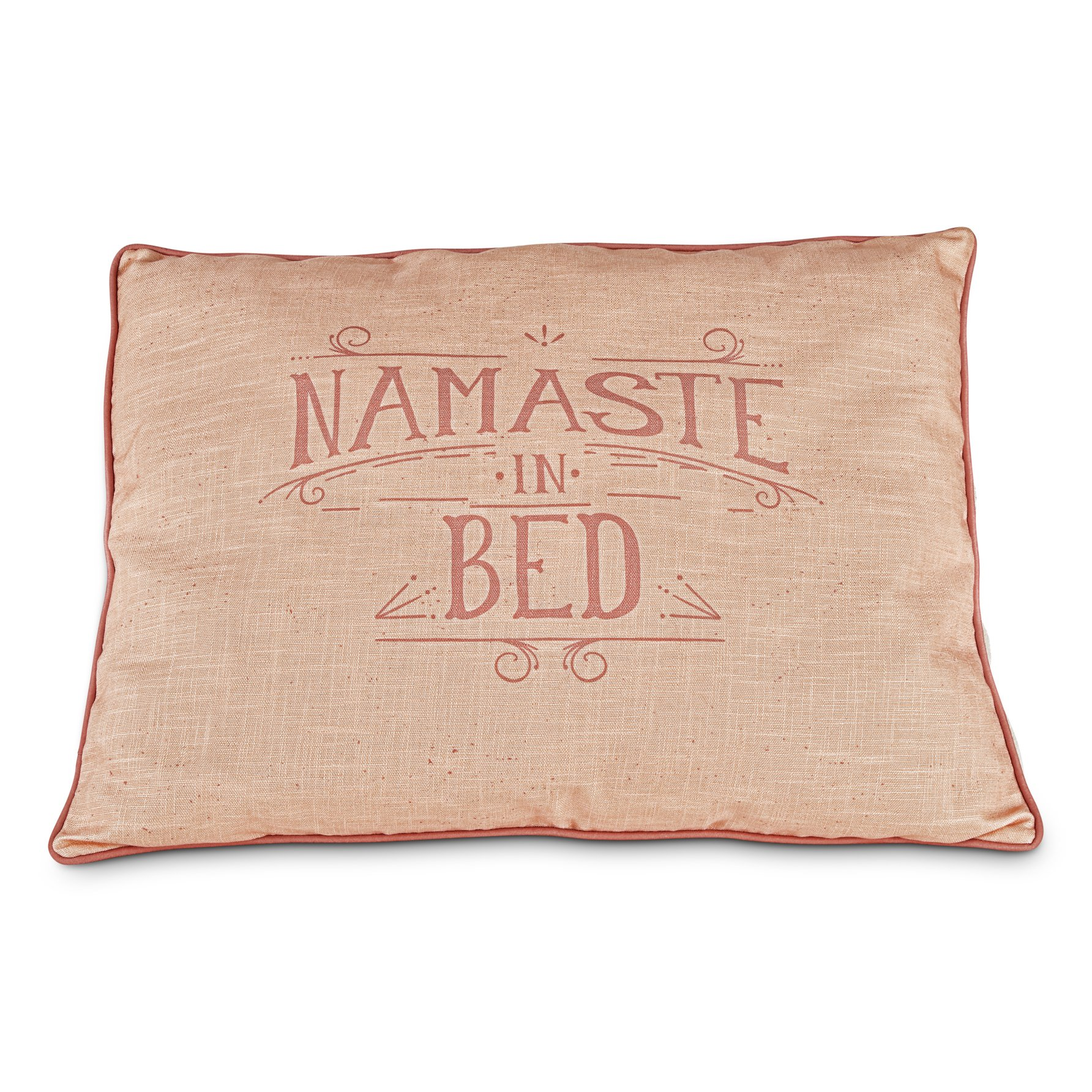 You & Me Namaste in Bed Pillow Dog Bed   Petco   Tuggl