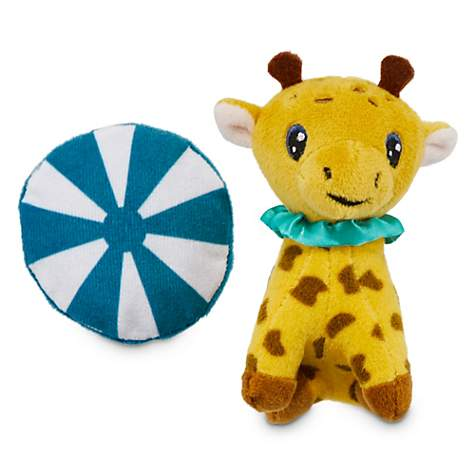 Jubilee Goofy Giraffe Plush Dog Toy Set
