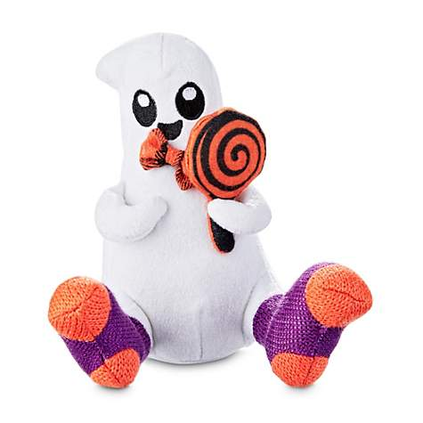 Bootique Friendly Ghost Plush Dog Toys