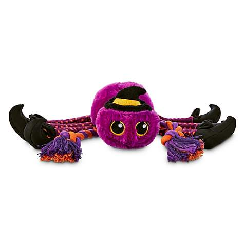 Bootique Witchy Widow Plush Dog Toys