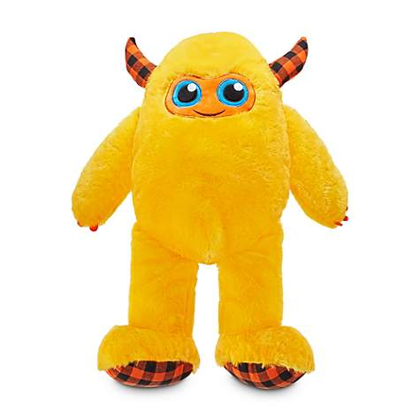 Bootique Monstrously Cute Plush Dog Toys