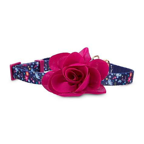 Bond & Co. Pink Blooming Blossom Cat Collar