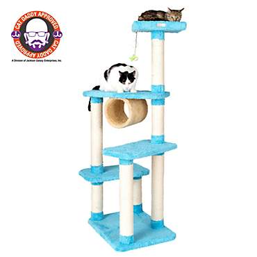 Armarkat Premium Cat Tree Model X6105 Sky Blue