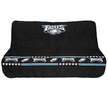 Pets First Philadelphia Eagles Car Seat Cover