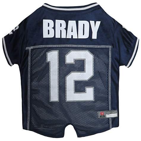 online store 2bce3 24038 Pets First Tom Brady Jersey, X-Small
