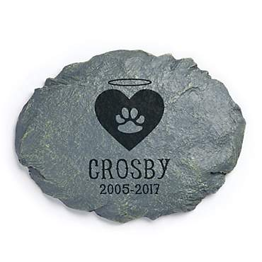 Custom Personalization Solutions Beloved Friend Personalized Cat Memorial Garden Stone