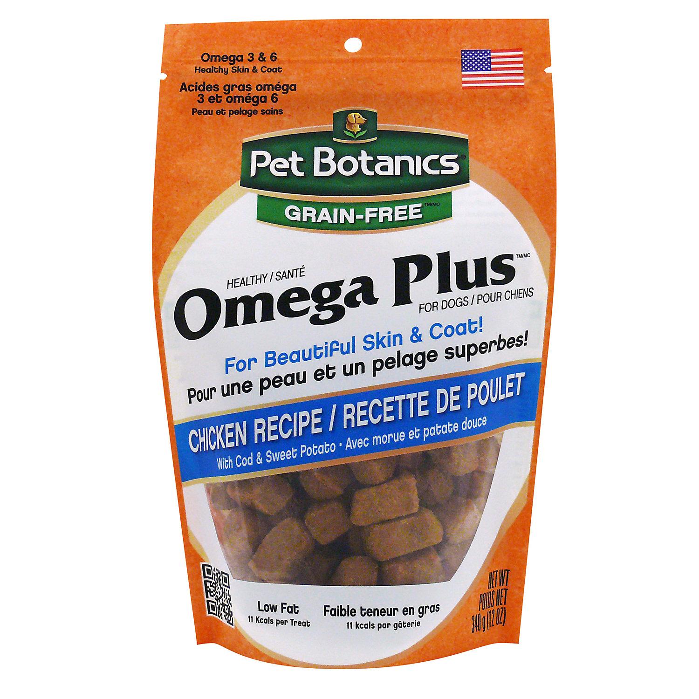 Image of Pet Botanics Grain Free Healthy Omega Plus Chicken Dog Treats