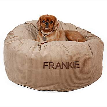 slumber ball dog bed