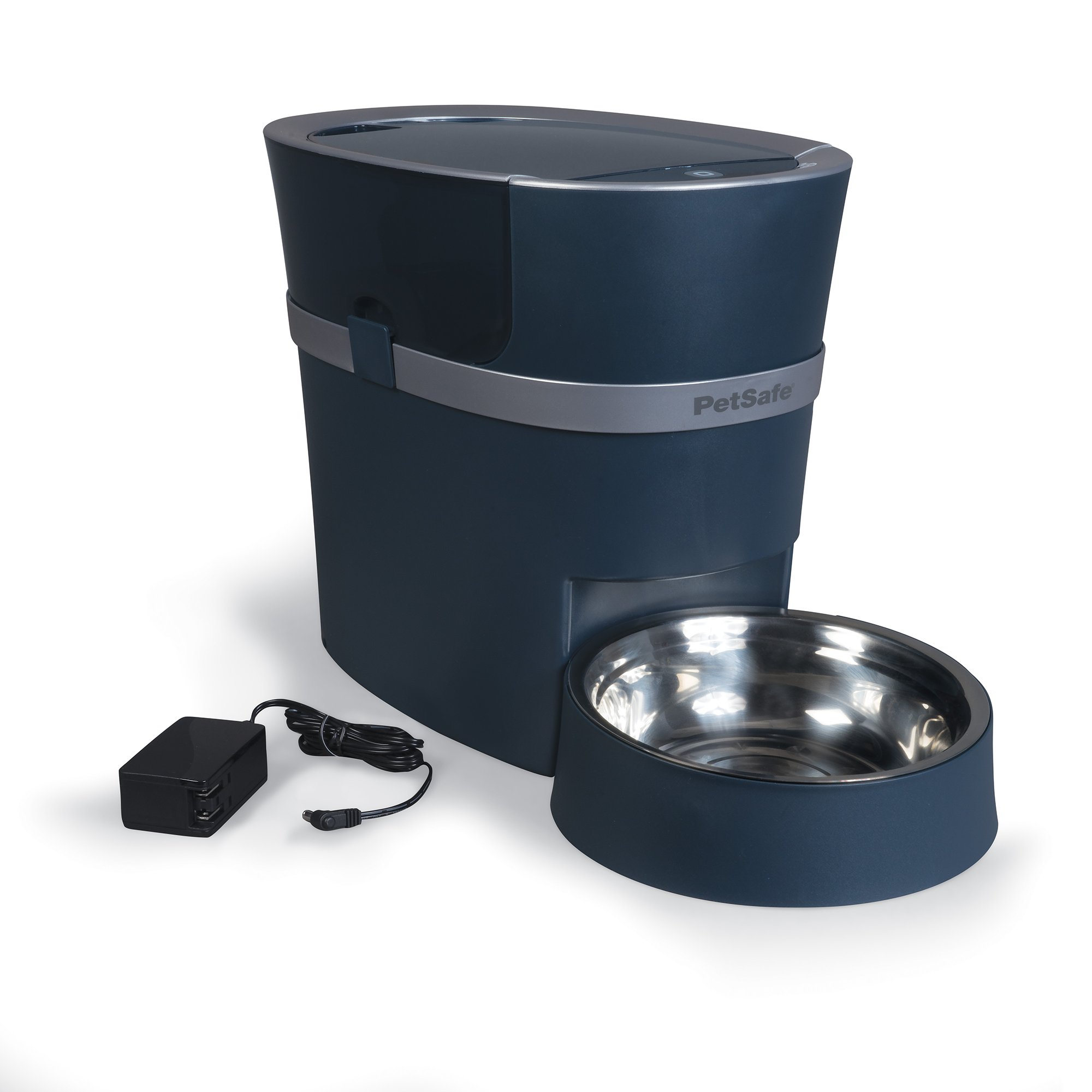 smart pet automatic cat feeder