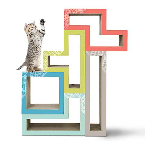 Katris Modular Cat Tree City SF Collection