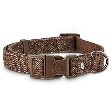 Heritage Pets Tailored in Tweed Dog Collar