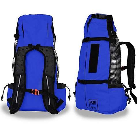 f78f39f314 K9 Sport Sack Air Forward Facing Backpack Blue Dog Carrier