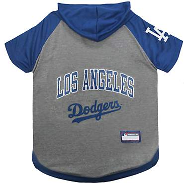 Pets First Los Angeles Dodgers Dog Hoodie Tee