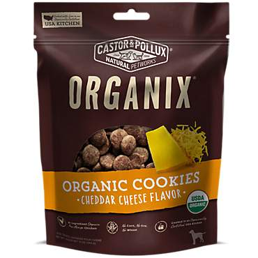 Castor & Pollux Cheddar Cheese Flavor Cookies Dog Treats