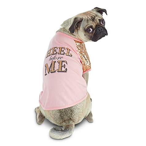 Bond Co Heel Before Me Graphic Dog T Shirt Petco