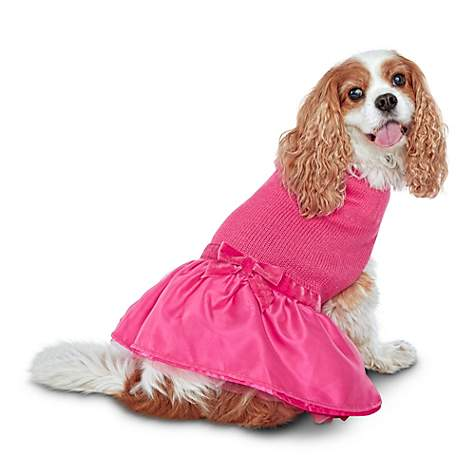 Bond & Co. Paws in Pink Dog Dress