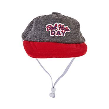 Bond & Co. Bad Hair Day Dog Cap