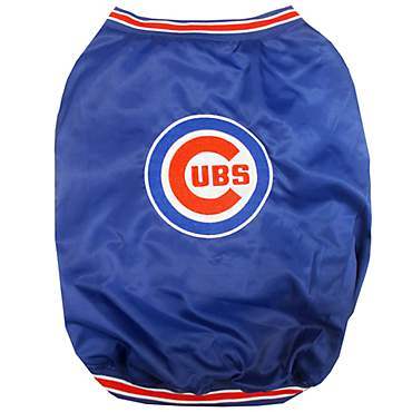 Pets First Official Chicago Cubs Dugout Jacket