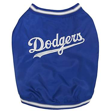 Pets First Official Los Angeles Dodgers Dugout Jacket