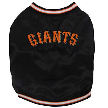 Pets First Official San Francisco Giants Dugout Jacket