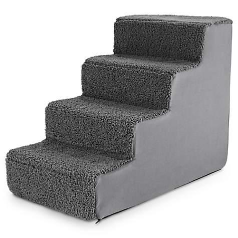 You U0026 Me 4 Step Comfort Foam Pet Stairs | Petco