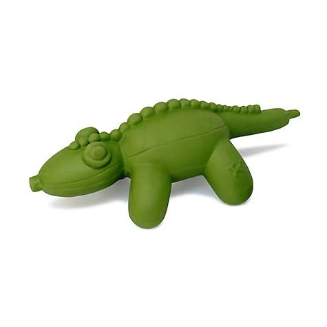 Charming Pet Products Latex Balloon Toy Gator