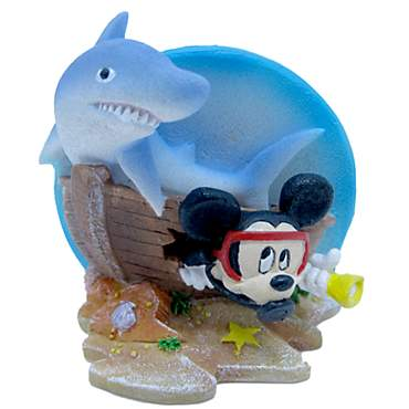 Penn Plax Mini Mickey with Shark